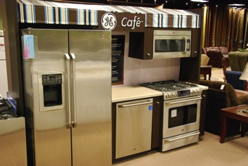 Recycling Service Removal Of Large Kitchen Appliance