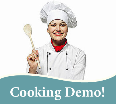 Ruby S Kitchen Cooking Demo Ruby Amp Quiri Blog