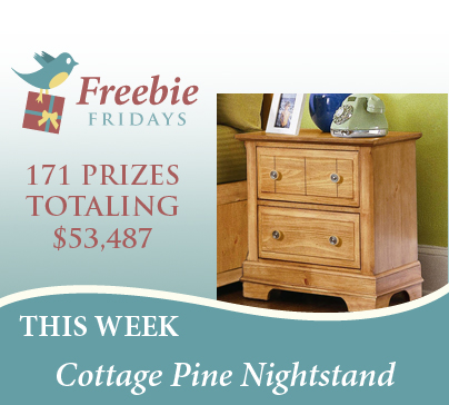 Win A Free Vaughan Bassett Nightstand From Ruby Amp Quiri S